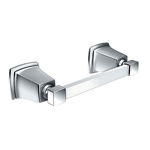 MOEN Boardwalk Pivoting Toilet Paper Holder in Chrome