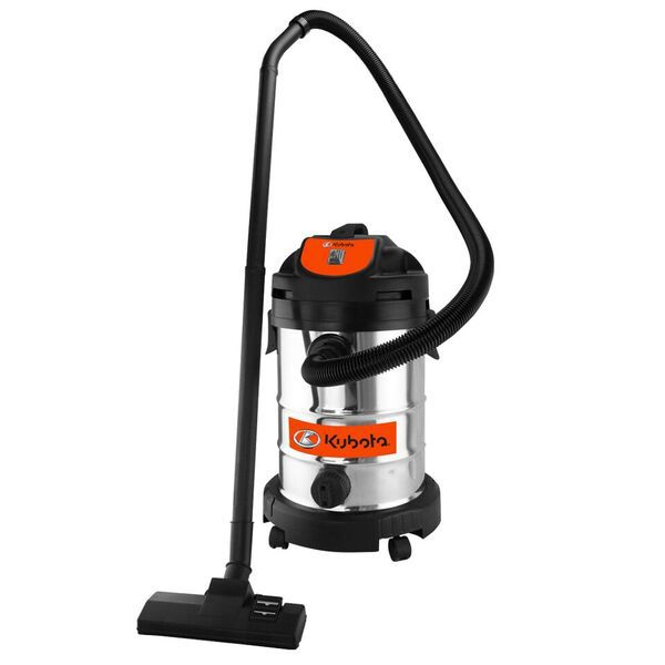 Kubota 8 Gallon Stainless Steel Vacuum The Home