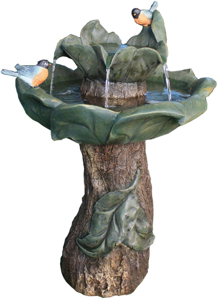 Meadowland Oasis Fountain