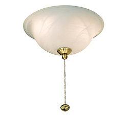 Hampton Bay Luminaire pour Ventilateur de Plafond- ENERGY STAR®