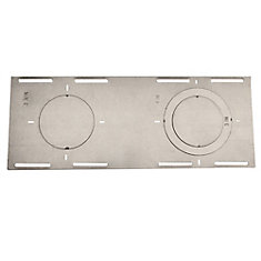 3-in-1 New Construction Smash Plate
