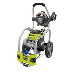 RYOBI 3100 PSI 2.5-GPM Honda Gas Pressure Washer with Idle Down