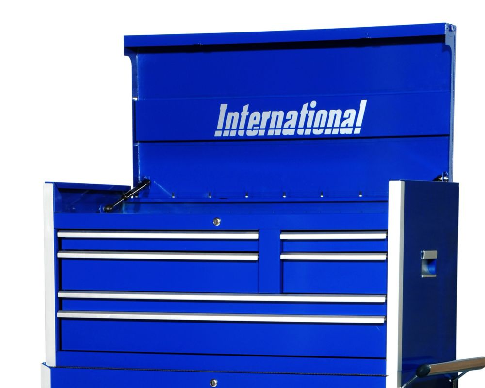 42 Inch Professional Series 6 Drawer Blue Tool Chest