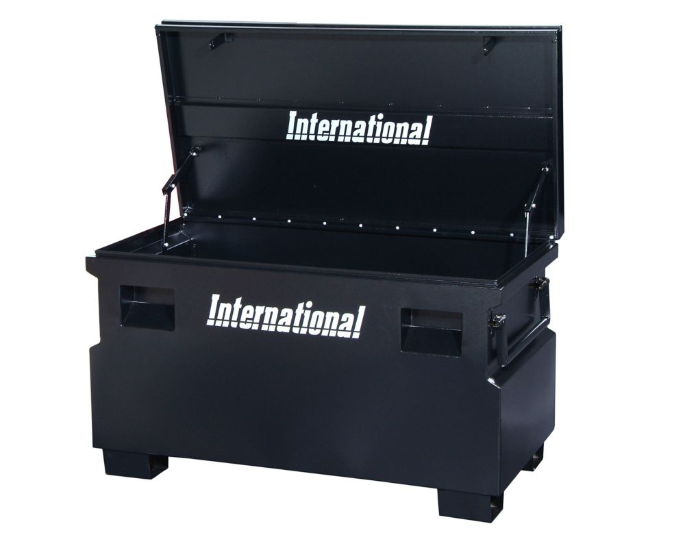 International 48 Inch Black Job Site Box