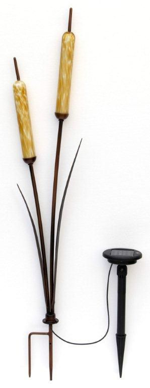 Single PC Twin Head Cattail