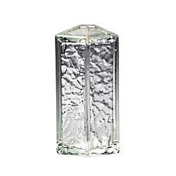 Pittsburgh Corning Bloc de verre modèle IceScapes Tridron à angle de 45°, pointe de 8 po  boîte de 4