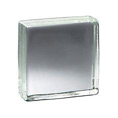 8 Inch x 8 Inch x 3 Inch Solid Glass Block Vistabrik, case of 3