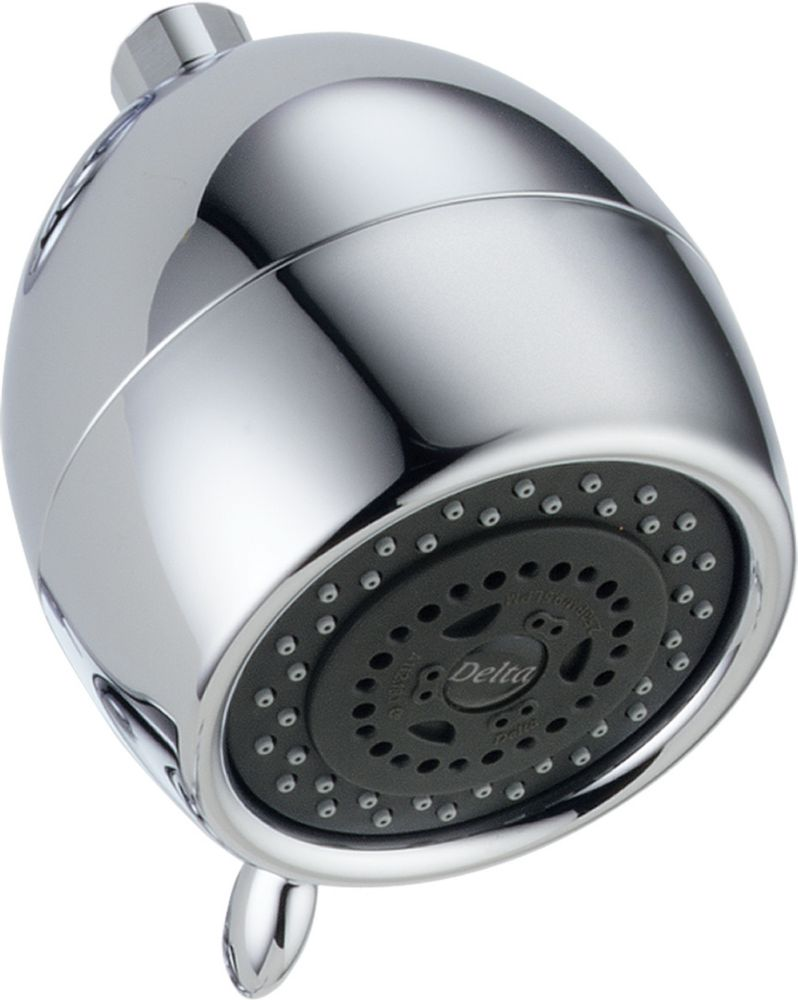 3-Function 4 3/4-inch Showerhead in Chrome