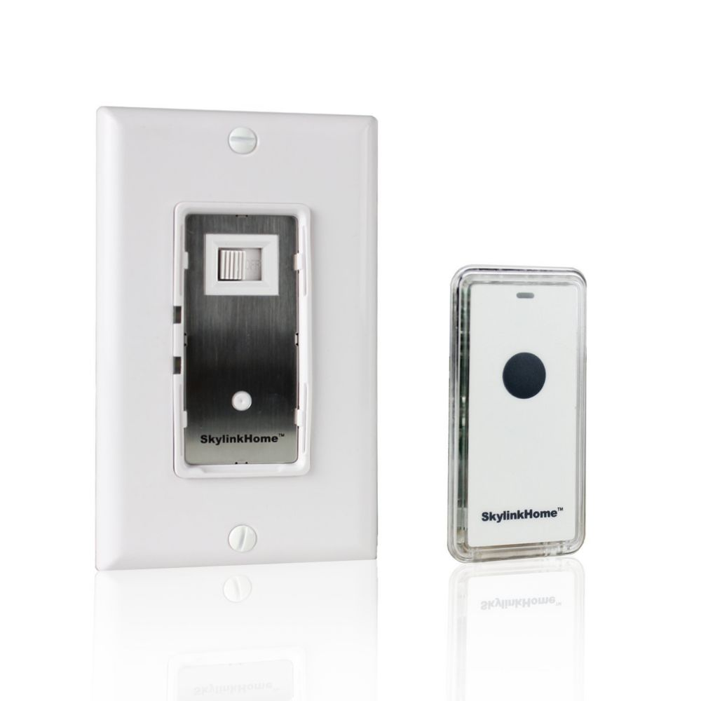 Wall Switch/Dimmer with Remote