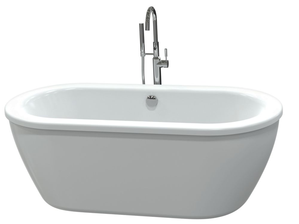 Cadet Free Standing Tub Complete