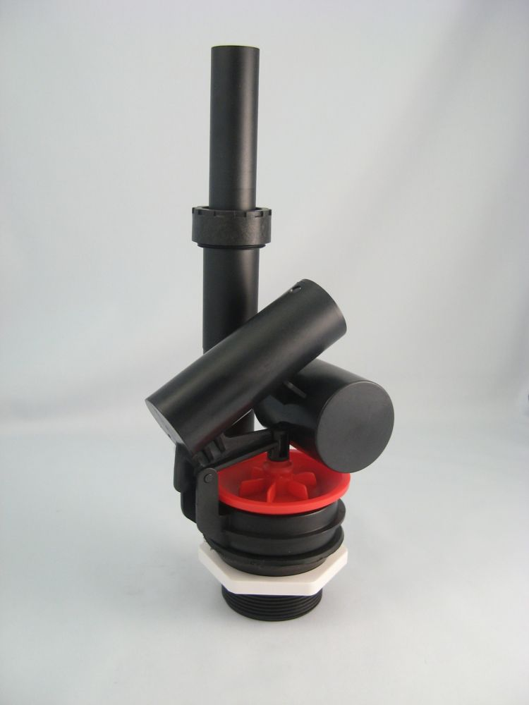 Replacement for American Standard Flush Valve with Telescopic Overflow, Actuating Unit #6