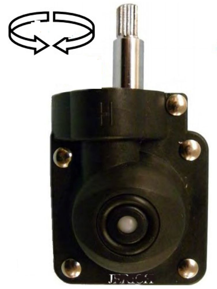 Jag Plumbing Products Replacement Shower Faucet Cartridge fits in Tempress II Rough in Valves