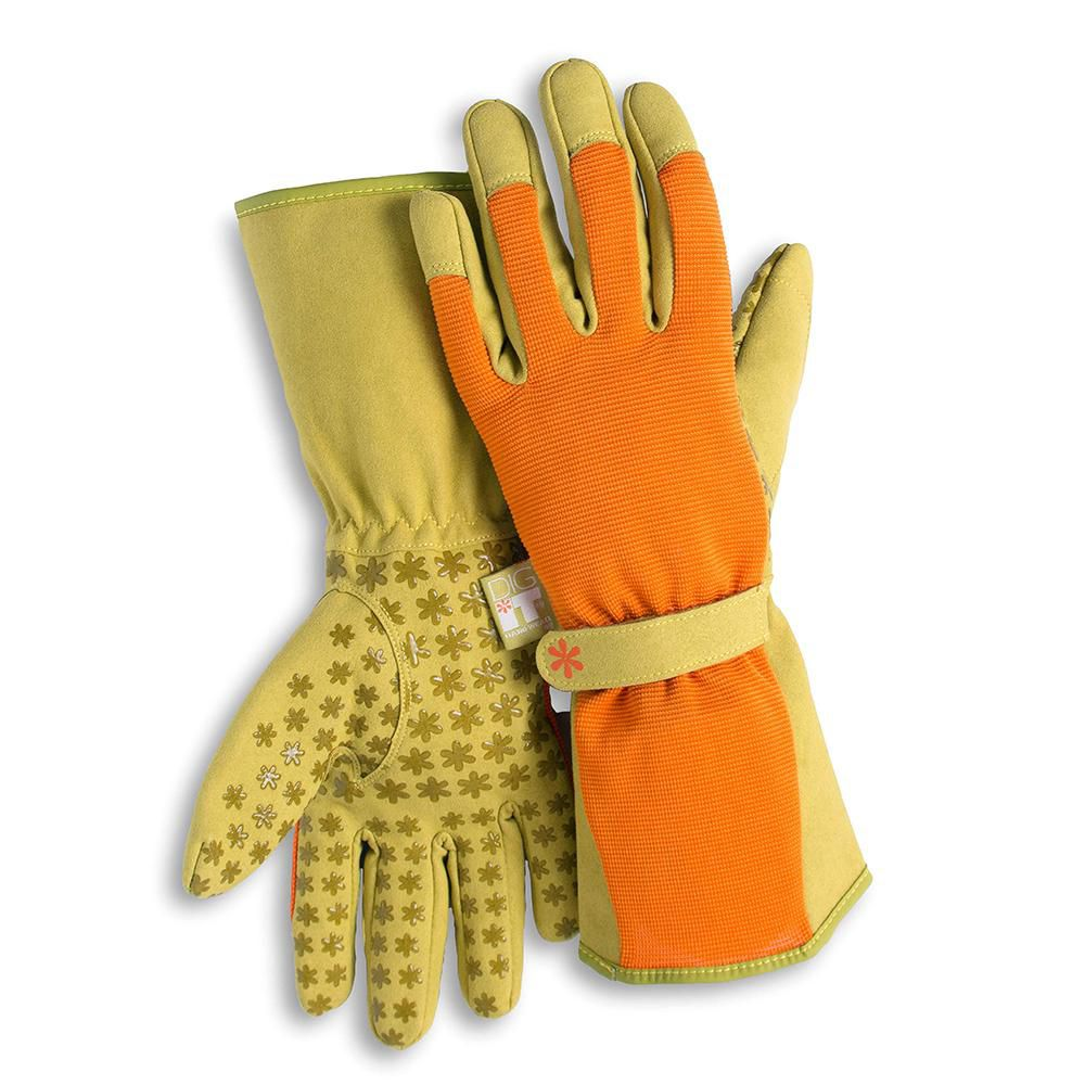 (L) Dig It - Innovative Pillow Top Protector Inside Each Fingertip For Advanced Protection SP-RGGLQ Canada Discount