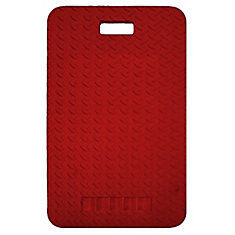 Mechanical Mat Red - 30 Inches x 18 Inches
