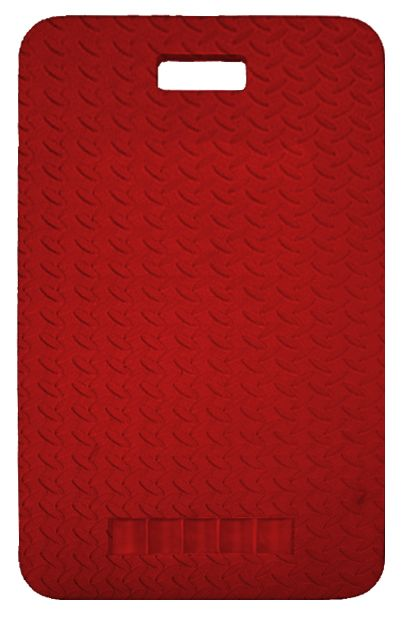 Home Decor Mechanical Mat Red - 30 Inches x 18 Inches