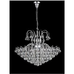 CWI Lighting Collection Spoke, chrome, 24 po