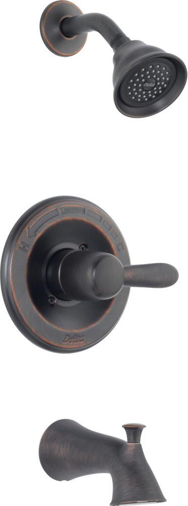 Lahara Bath/Shower Faucet in Venetian Bronze