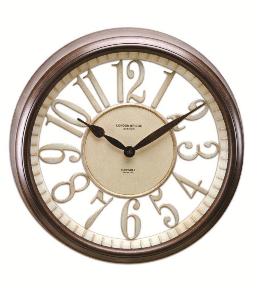 Baskerville-14 ½ inch Baskerville Wall Clock