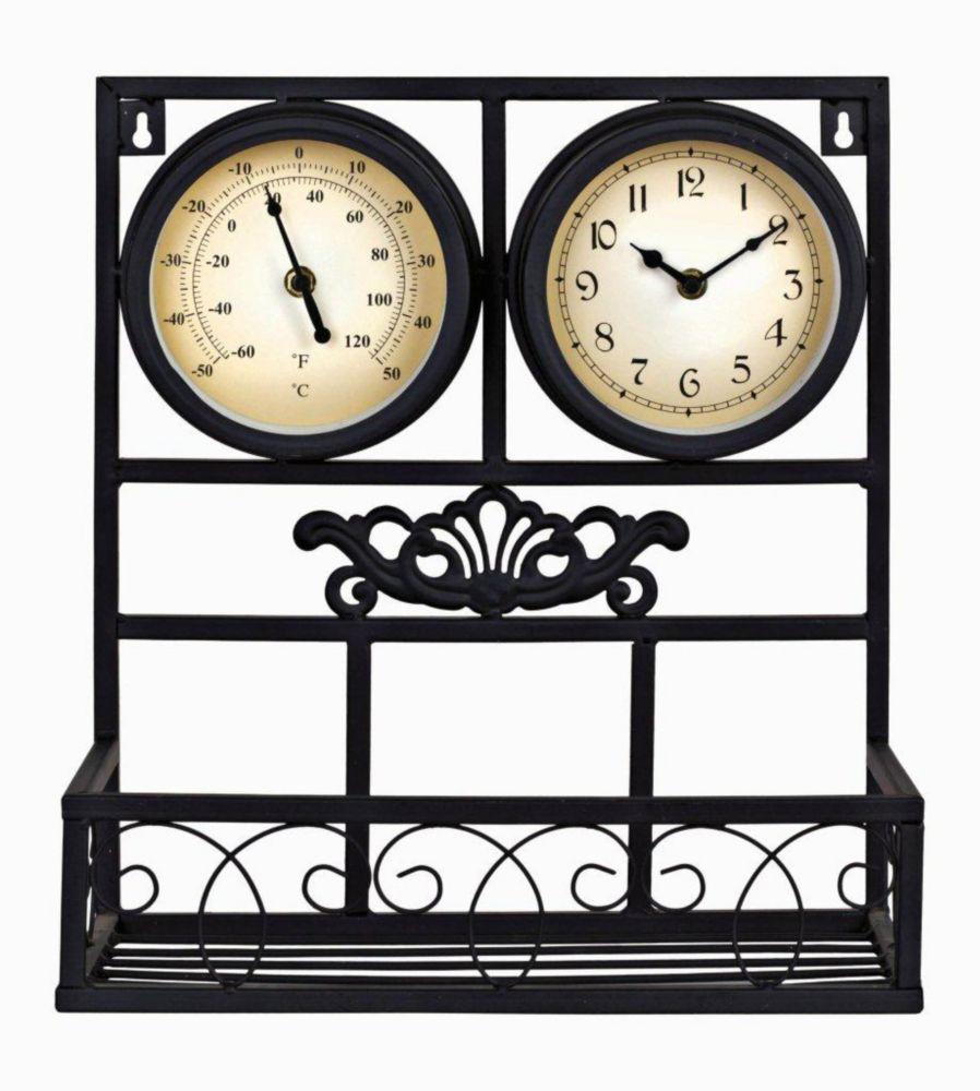 Sol Indoor Outdoor Clock