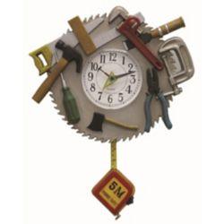 Ergo Tool Time Wall Clock