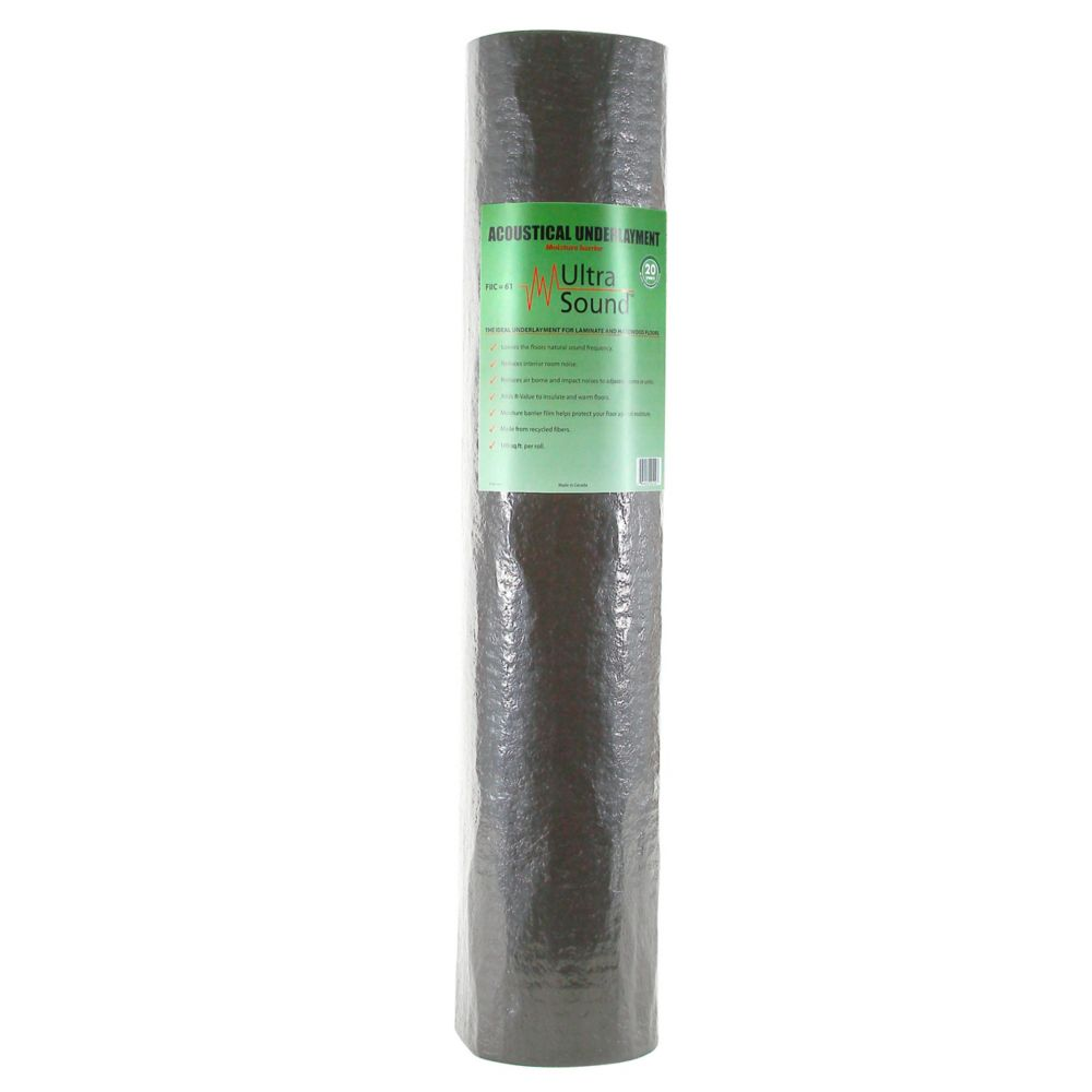 Tar Paper Underlayment Laminate Floor: Underlayment & Surface Prep