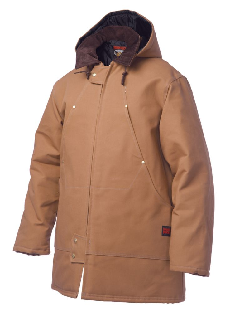 Hydro Parka Brown Small