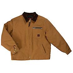 Chore Jacket Brown Medium