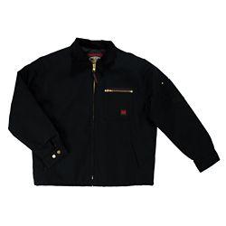 Tough Duck Chore Jacket Black Medium