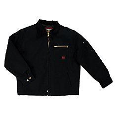 Chore Jacket Black Large