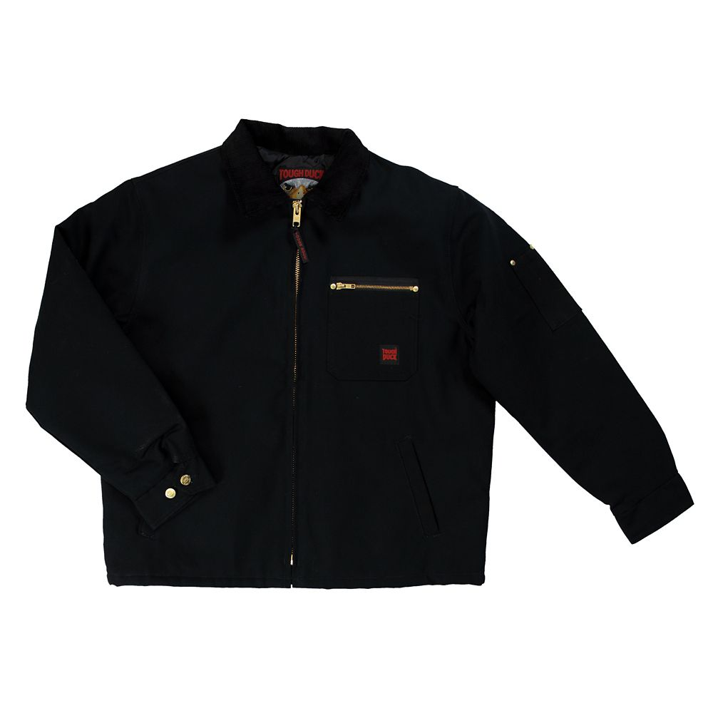 Tough Duck Chore Jacket Black Large