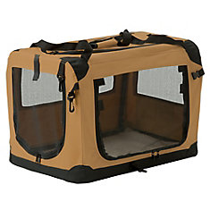 Fold Away Kennel - 23 Inch