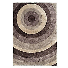 Orian Rugs Ringmaster Rouge 7 Ft 10 Inch X 10 Ft Area