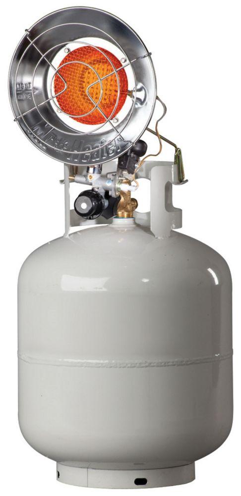 MH15T Tank Top Heater - 8,000-15,000 BTU/Hr.