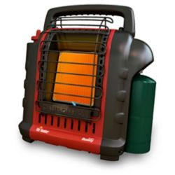 "Mr. Heater Chaufferette portative ""Buddy"" MH9BX - 4000 et9000 BTU/Hr."