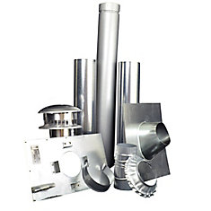 Vertical 4 Inch Vent Kit for MHU50/80NG