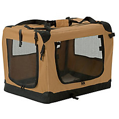 Fold Away Kennel - 27 Inch
