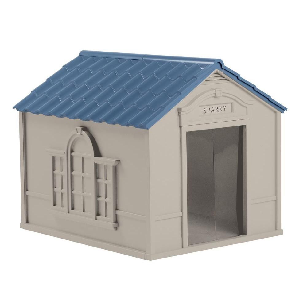 Large Deluxe Dog House