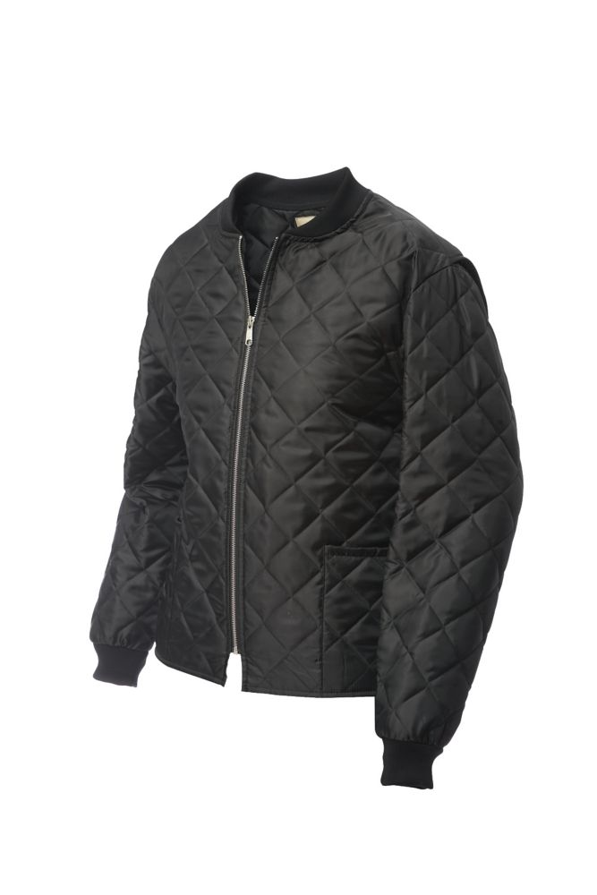Freezer Jacket Black Large