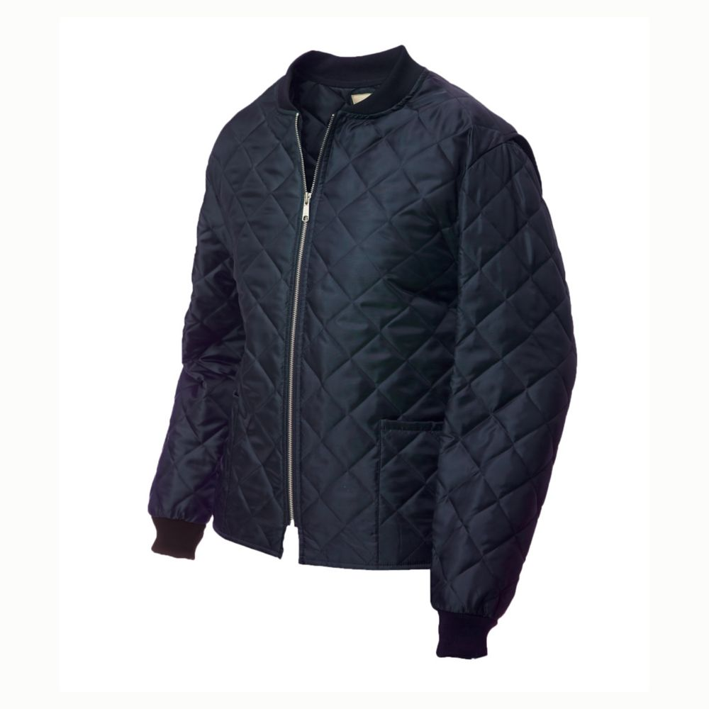 Freezer Jacket Navy Large I7X911 NY L Canada Discount