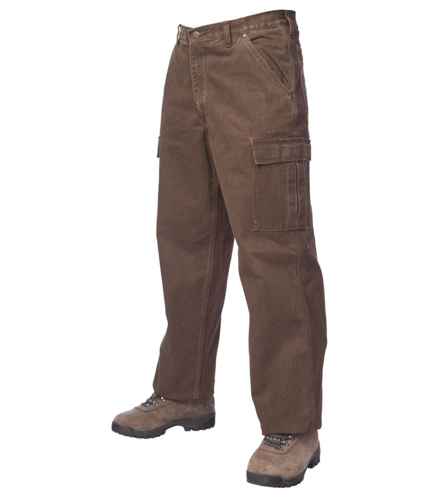 Pant Washed Chestnut 38w 32l Cargo X trhdQs