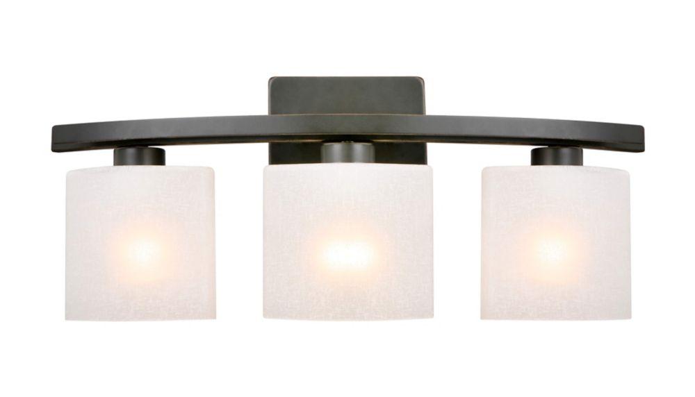 Ettrick 3-Lumières Vanity Fixture