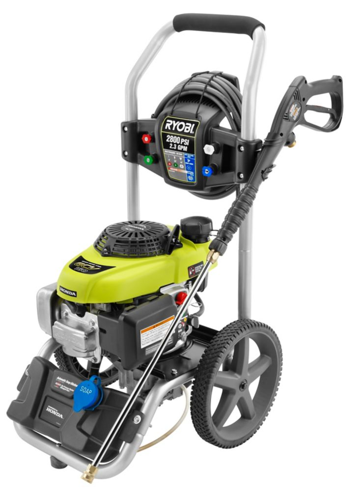 2800 PSI Pressure Washer
