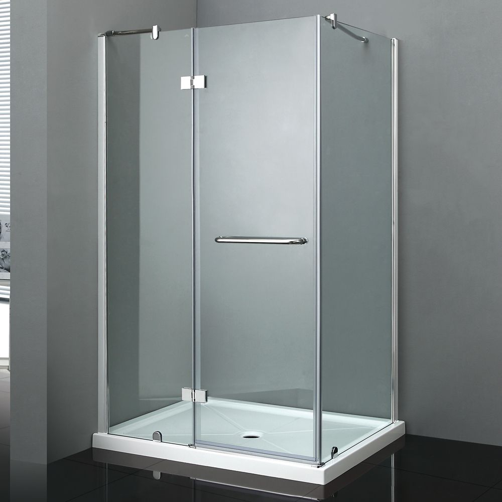 Jade Bath California 32 Inch Door, Return Panel, Base