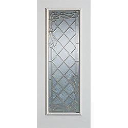 Stanley Doors Porte dentrée 36 po en acier peint, munie d'un panneau de verre - ENERGY STAR®