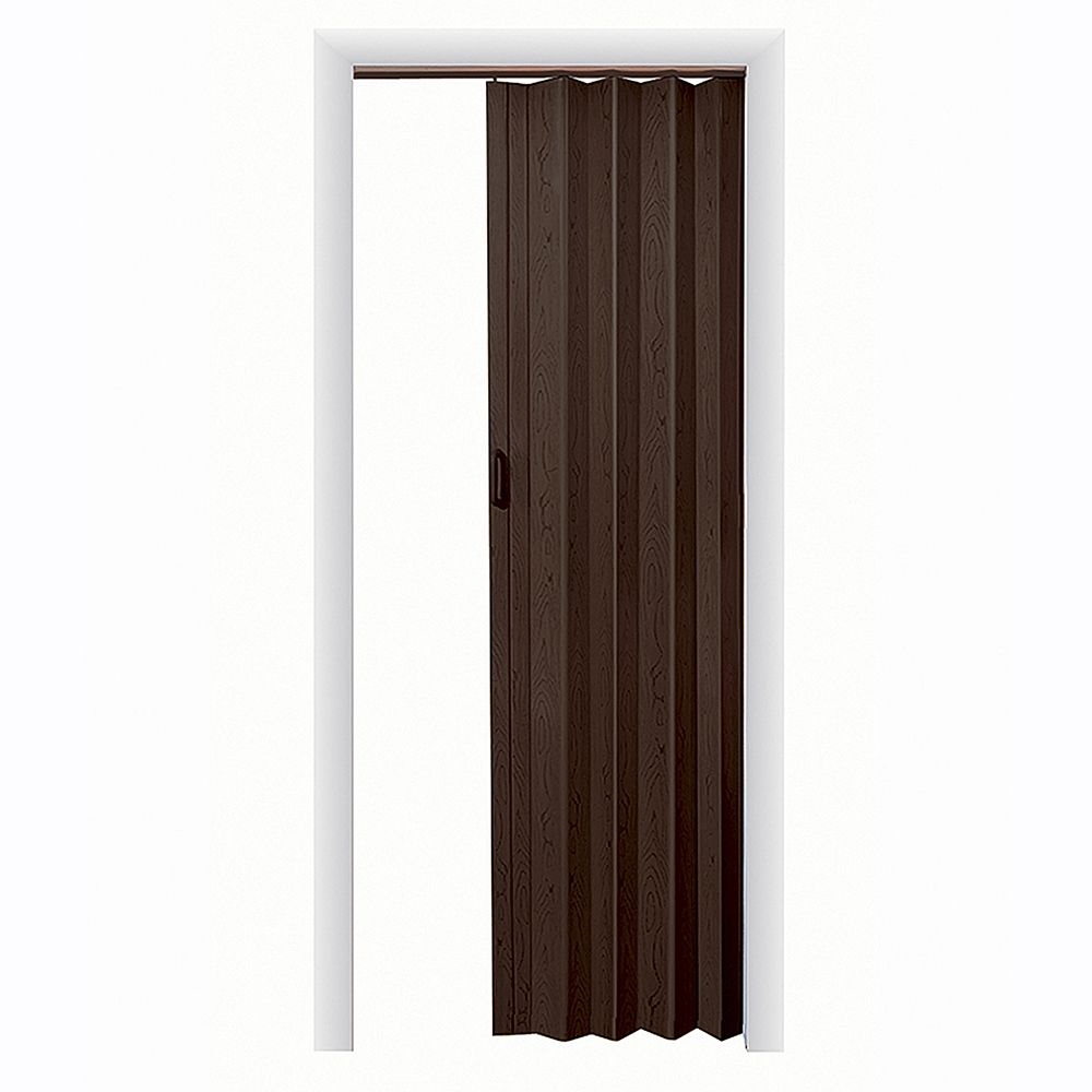24-inch to 36-inch Oakmont Espresso Accordion Bifold Door