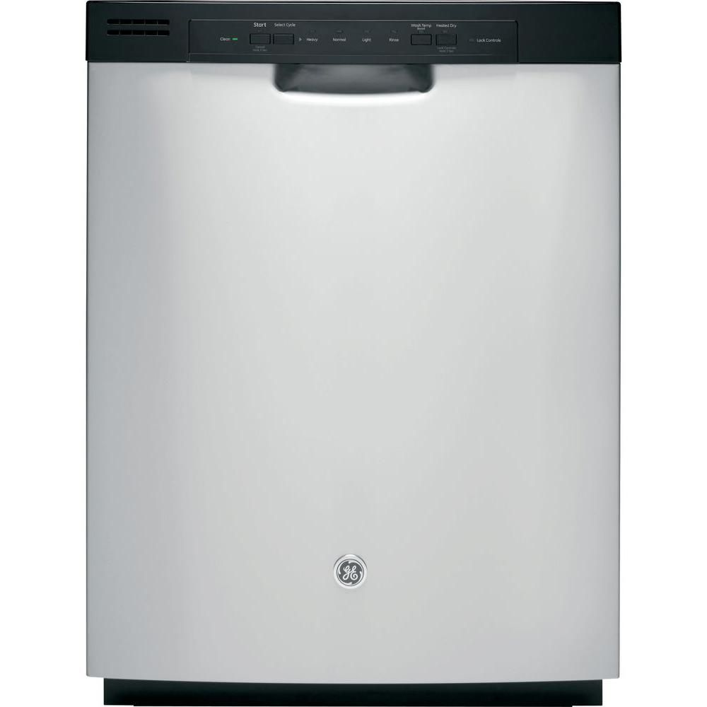 24-inch Built-In Tall Tub Dishwasher in Stainless Steel