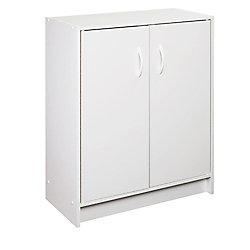 ClosetMaid ClosetMaid 30 po H x 24 po. X 12 po. D Cabinet de rangement mural pour panneau blanc