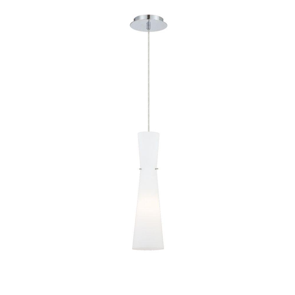 Luminaire Suspendue à 1 Lumière, Collection Strata