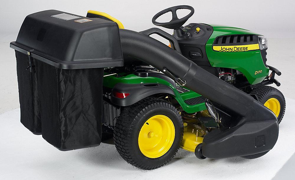 Système de collecte à double sac pour plateforme tracteur de 137,2cm (54po)
