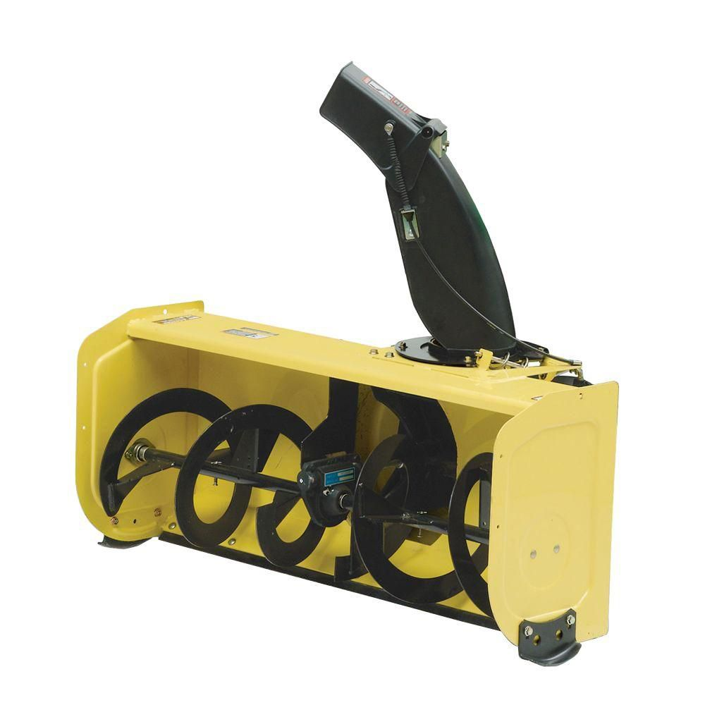 44-inch Snow Blower Attachment for 100 Series Tractors